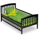 LEGO Duplo 3-Piece Bedding Set Green - Junior (K810012)