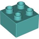 LEGO Duplo Brick 2 x 2 (3437 / 89461)