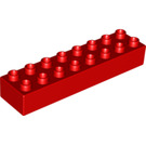LEGO Duplo Brick 2 x 8 (4199)
