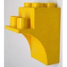 LEGO Duplo Brick demi-arch