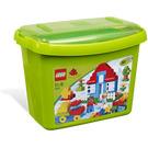 LEGO Duplo Deluxe Brick Box Set 5507 Packaging