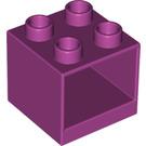 LEGO Duplo Drawer 2 x 2 x 28.8 (4890)