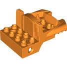 LEGO Duplo Driv. Cab with Sw 6 x 6 x 2,5 (76310 / 86598)