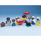 LEGO Duplo Family, African American Set 5089