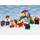 LEGO Duplo Family, Caucasian Set 5029
