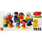LEGO Duplo family Set 9151