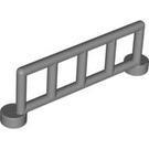 LEGO Duplo Fence 1 x 6 x 2 with 5 Slats (2214)