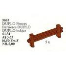 LEGO Duplo Fences Set 5095