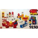 LEGO Duplo furniture Set 9150