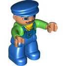 LEGO Duplo Male Train Engineer