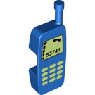 LEGO Duplo Mobile Phone with '53741' (51820 / 52424)
