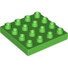 LEGO Duplo Plate 4 x 4 (14721)