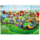 LEGO Duplo Poster Train