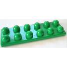 LEGO Duplo Primo Plate 6 x 2 x  1/2 (31133)