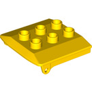 LEGO Duplo Roof for Cabin (4543 / 34558)