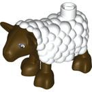 LEGO Duplo Sheep (12062 / 87316 / 87651)