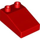 LEGO Duplo Slope 2 x 3 22° (35114)