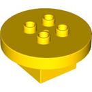 LEGO Duplo Table Round 4 x 4 x 1.5 (31066)