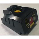 LEGO Duplo Toolo MyBot Engine Program Brick with Yellow Siren Pattern