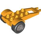 LEGO Duplo Tractor Trailer 5 x 6 x 2 (47450 / 47451)