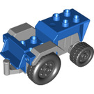 LEGO Duplo Tractor with Grey Trim (73572)