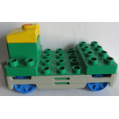 LEGO Duplo Train Base with Battery Compartment (2961)