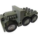 LEGO Duplo Truck Bottom 5 x 9 (47424)