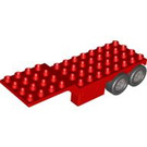 LEGO Duplo Truck Trailer 4 x 13 x 2 (47411)