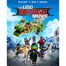 LEGO DVD & Blu-Ray - The Ninjago Movie (5005571)