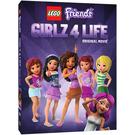 LEGO DVD - Friends Girlz 4 Life (5005051)
