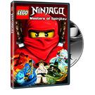 LEGO DVD - Ninjago Masters of Spinjitzu (5001140)