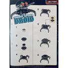 LEGO Dwarf Spider Droid Set 911835 Instructions