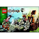 LEGO Dwarves' Mine Defender Set 7040 Instructions