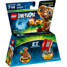 LEGO E.T. Fun Pack Set 71258 Packaging
