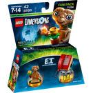 LEGO E.T Set 71258 Packaging