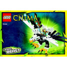 LEGO Eagle Legend Beast Set 70124 Instructions