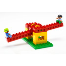 LEGO Early Simple Machines Set 9656 Packaging