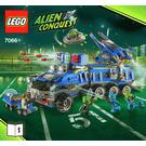 LEGO Earth Defense HQ Set 7066 Instructions