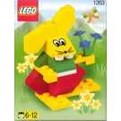 LEGO Easter Bunny Set 1263 Instructions