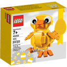 LEGO Easter Chick Set 40202 Packaging