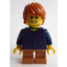LEGO Easter Egg Hunt Kid Minifigure