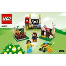 LEGO Easter Egg Hunt Set 40237 Instructions