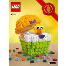 LEGO Easter Egg Set 40371 Instructions