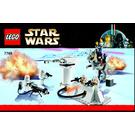LEGO Echo Base Set 7749 Instructions