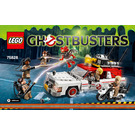 LEGO Ecto-1 & 2 Set 75828 Instructions