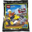 LEGO Eddy Erker with Bulldozer Set 952003