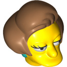 LEGO Edna Krabappel Head (20488)