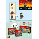 LEGO Edna Mode Set 30615 Instructions