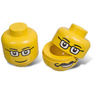 LEGO Egg Cup Set - Glasses (851524)