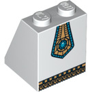 LEGO Egyptian Queen Slope 2 x 2 x 2 (65°) with Stud Holder (3678 / 97189)